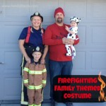 """Babywearing Costume"" ""lillebaby airflow"" ""Dalmatian Baby Costume"" ""Dalmatian Halloween Costume"" ""Puppy Halloween Costume"" ""Babywearing"" ""Firefighting Halloween Costumes"" ""Family Costume"" ""Halloween"""