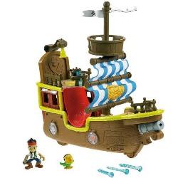 Jake Musical Bucky Ship