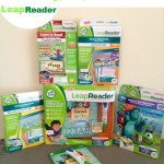LeapReader Ready, Set, Read & Write Party