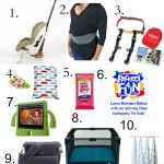 10 Must Have Items For Traveling With Babies and Young Children