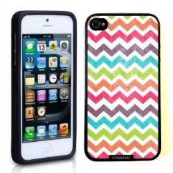 """iPhone 5s Case"" ""iPhone Chevron case"" ""rainbow iPhone case"""
