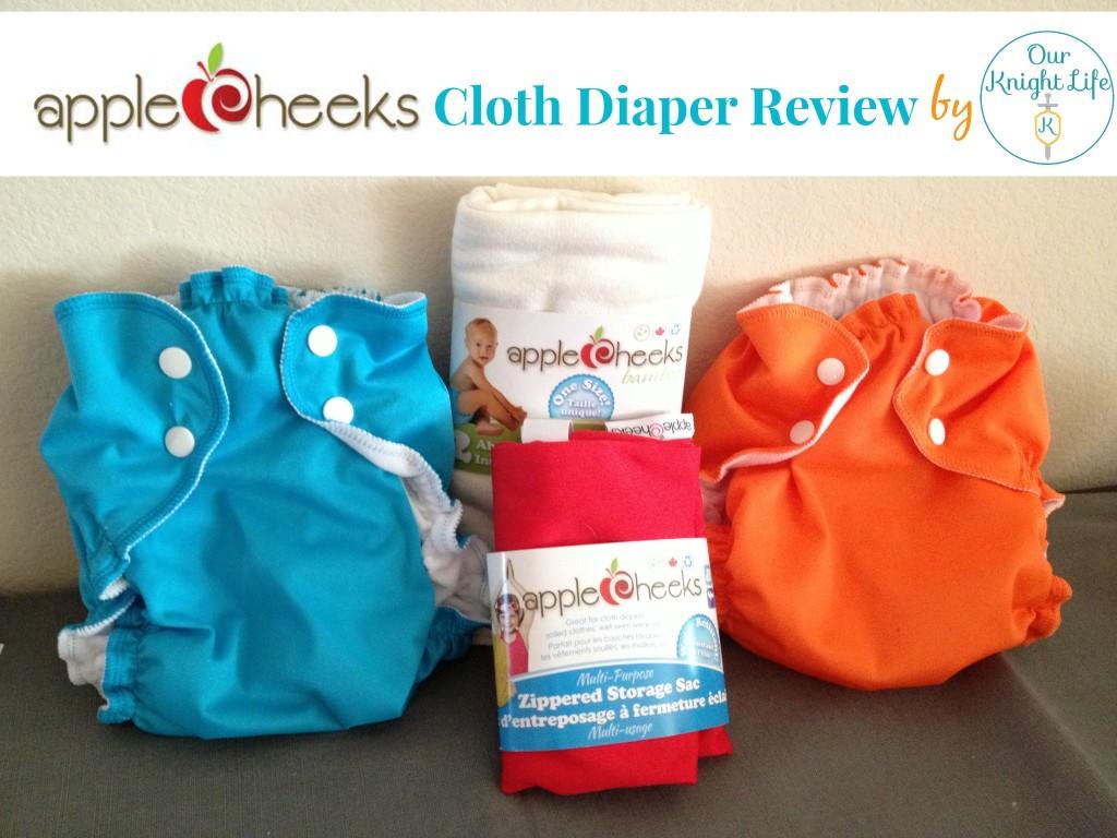 """""""Applecheeks Cloth Diaper"""" """"Applecheeks"""" """"Applecheeks Diapers"""" """"Applecheeks Review"""" """"How to Use Applecheeks Cloth Diapers"""""""