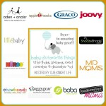 First Birthday Bash Baby Gear Giveaway $930 (US/CAN) ends 12/02 #BabyDsFavoriteThings