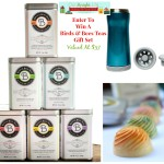 Holiday Gift Guide: Birds & Bees Teas Giveaway (US/CAN) #OKLHolidayGifts