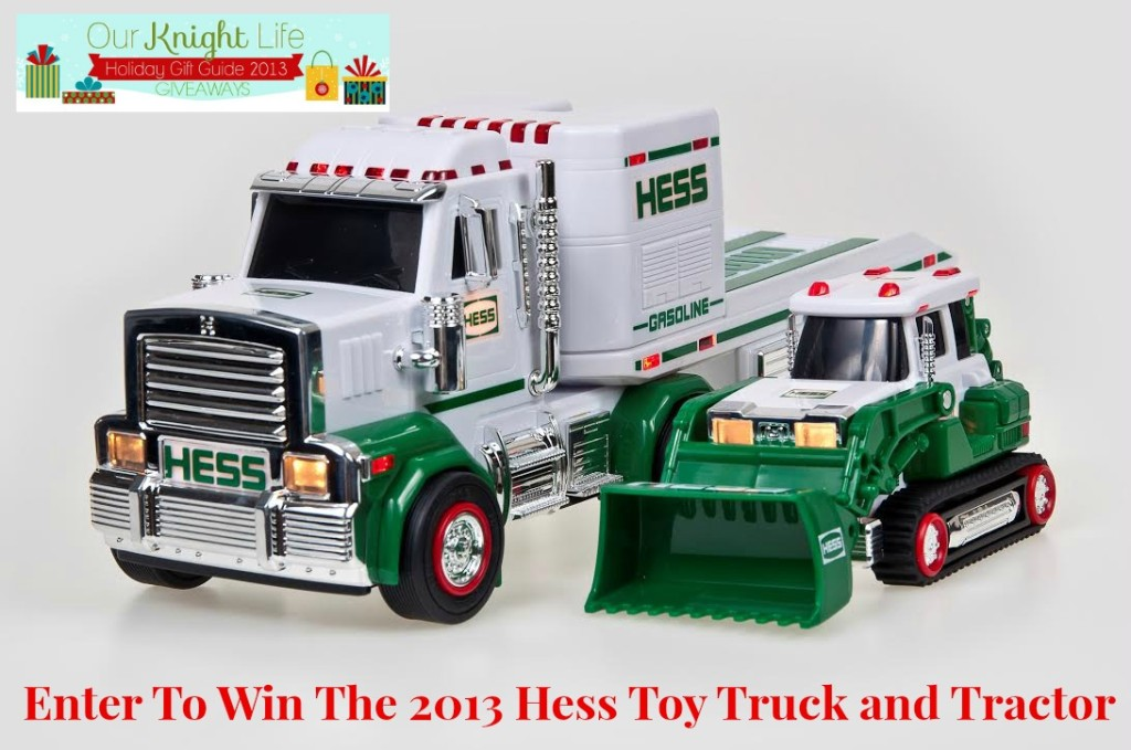 """""""Hess Trucks"""" """"Hess Toy Truck and Tractor"""" """"2013 Hess Truck"""""""