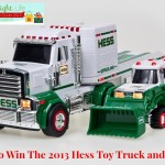 Holiday Gift Guide: 2013 Hess Toy Truck & Tractor Giveaway (US Only) #OKLHolidayGifts