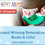 Holiday Gift Guide: I See Me Personalized Kids Book Giveaway (US/CAN)