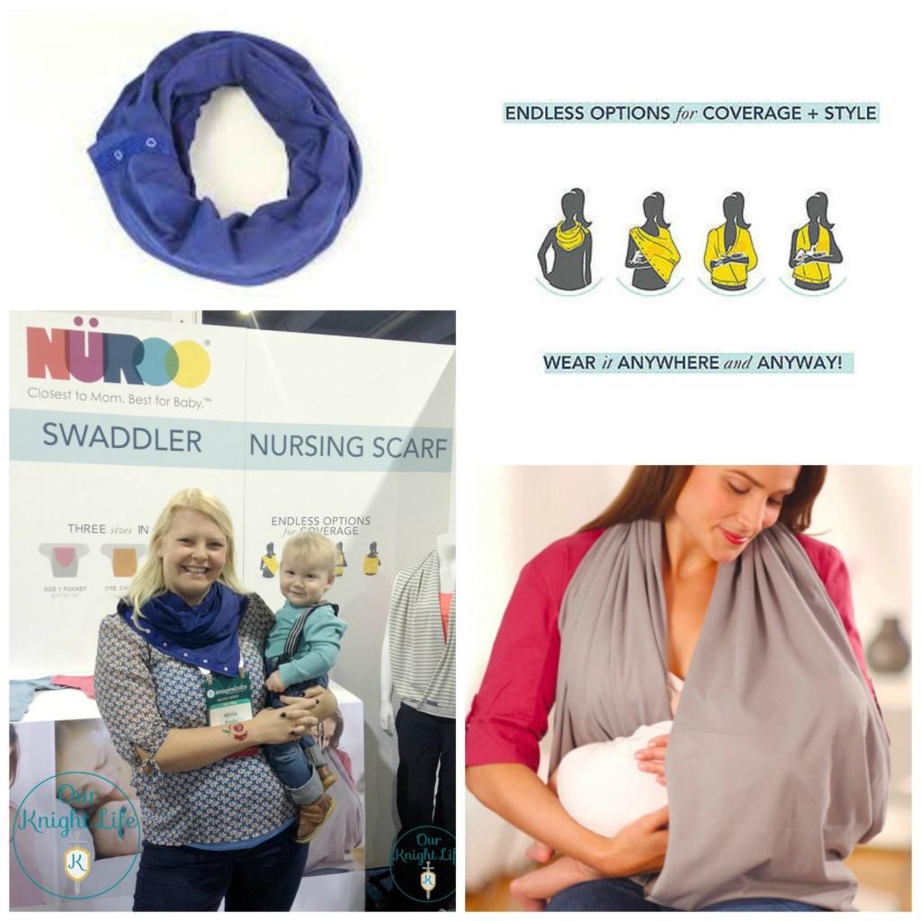 """""""Nursing scarf"""" """"Infinity scarf"""" """"Nuroo baby"""""""