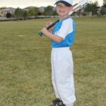 First T-Ball Picture