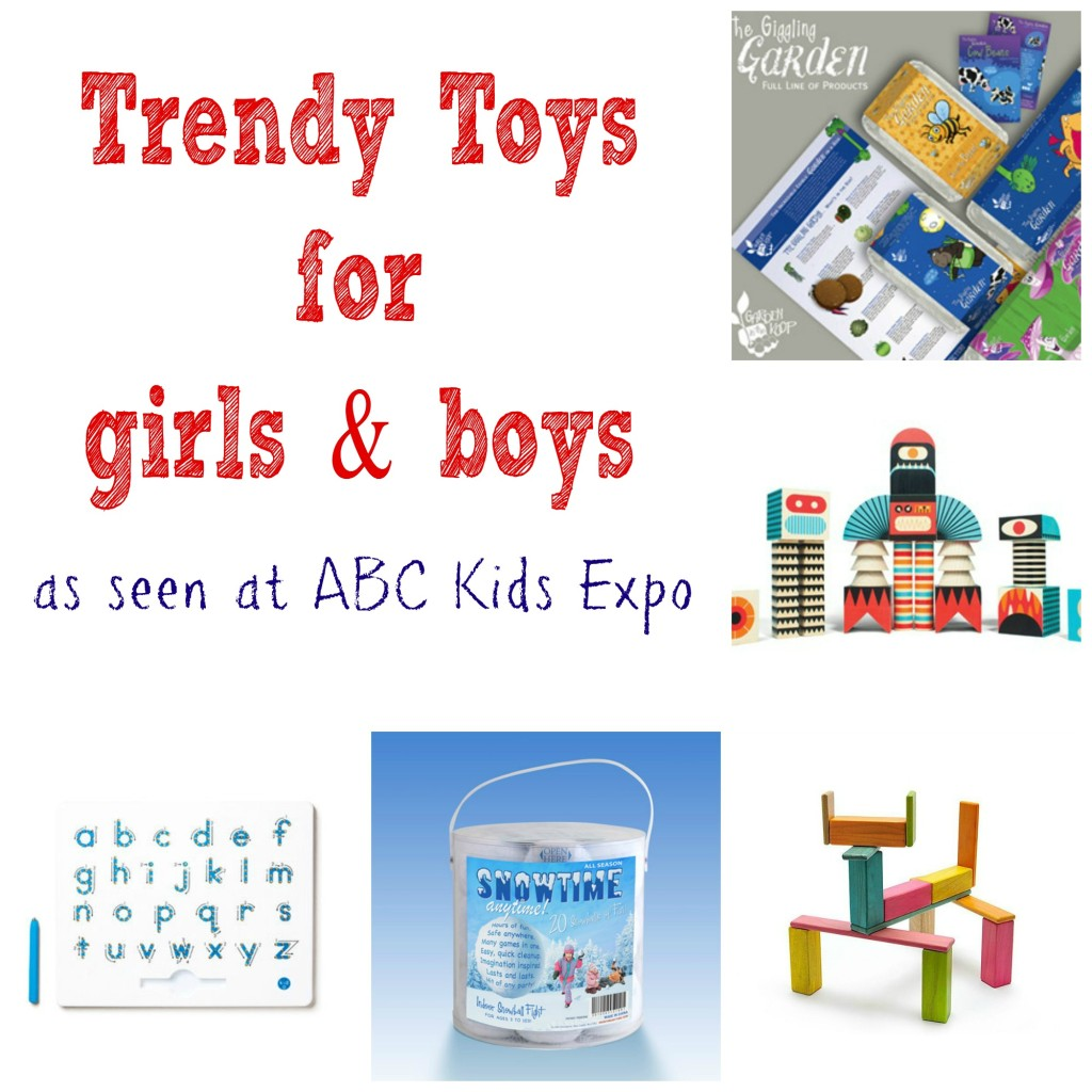 """Toys"" ""ABC Kids Expo 2013"" ""Trendy Toys"" ""Educational Toys"""