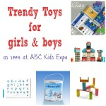 Trendy Toys for Girls & Boys from ABC Kids Expo 2013
