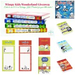 """Wimpy Kids Books"" 'Wimpy Kids Paper Products"""