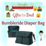 Holiday Gift Guide: Bumbleride Diaper Bag Giveaway (US/CAN) #OKLHolidayGifts
