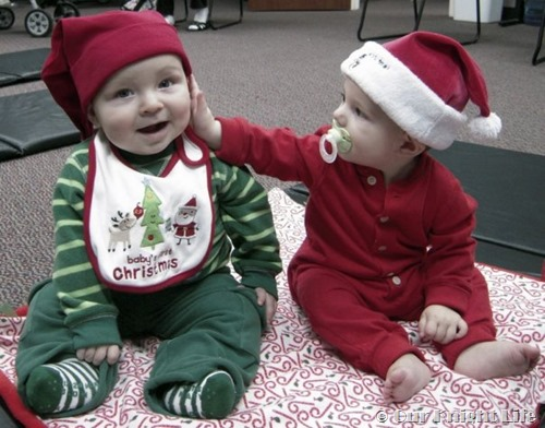 Christmas Baby K