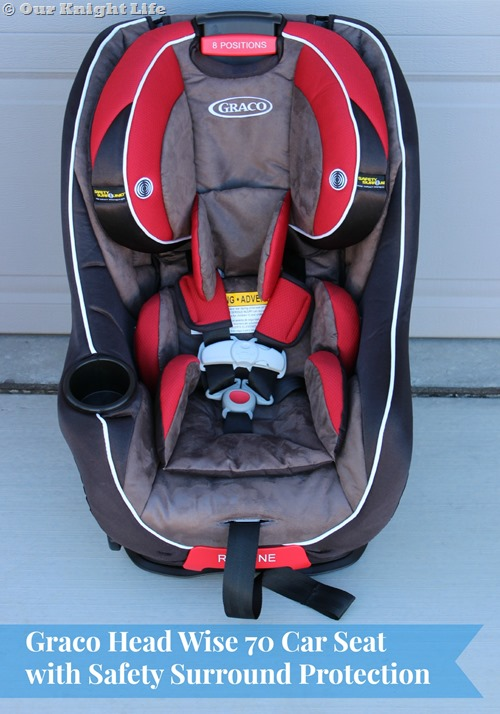 Graco Head Wise 70 Car Seat with Safety Surround Protection Review