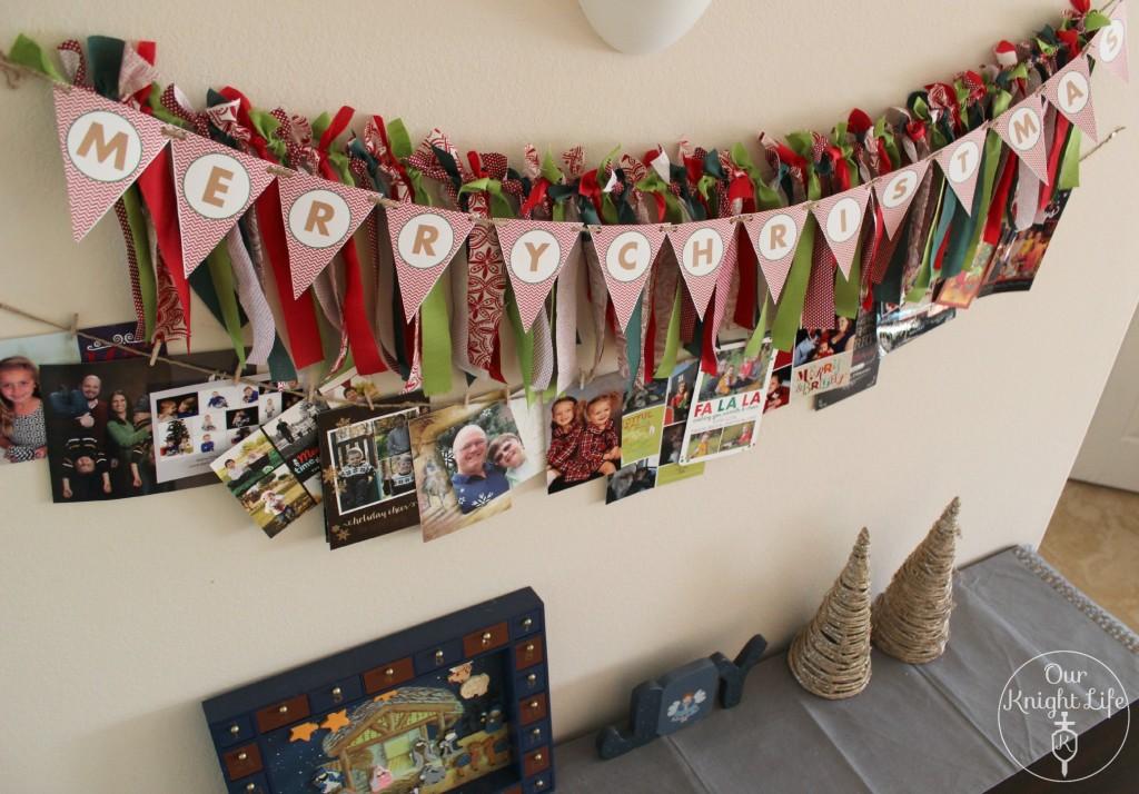"""""""Christmas Banner"""" """"Free Christmas Printable"""" """"Christmas decorations"""" """"Merry Christmas Banner"""" """"Free Christmas Printable"""""""