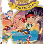 Jake and the Never Land Pirates: Never Land Rescue DVD Review