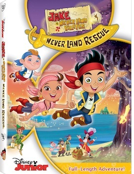 """Jake and the Neverland Pirates"" ""Jake and the Neverland Pirates Movie"""