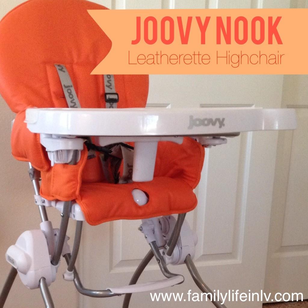 """Joovy"" ""Joovy Nook"" ""Joovy Leatherette Nook Highchair"" ""Joovy Review"" ""Best Baby Highchair"""