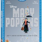 Mary Poppins 50th Anniversary Edition Blu-Ray Combo Pack