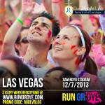 Run or Dye Las Vegas