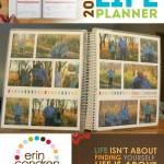 Erin Condren Life Planner Review & Giveaway!