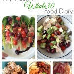 What I Ate: Week 1 Whole 30 Food Diary + Week 2 Menu Plan