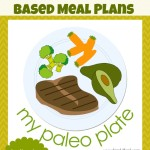 Weekly Paleo Meal Plan #Whole30