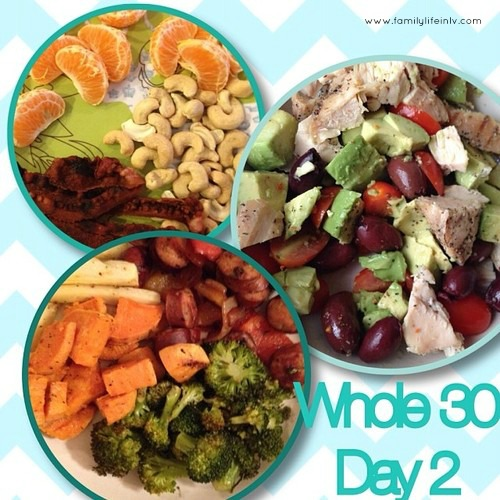 Whole30Day2