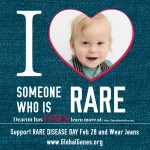 I Love Someone Who is Rare | Rare Disease Day #FPIES
