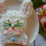 How to Make an Easter Bunny Cake!