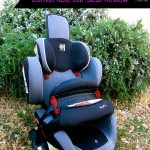 Kiddy World Plus Convertible Car Seat Review