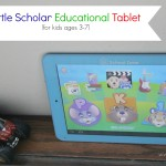 Little Scholar Educational Tablet for Kids 3-7 from School Zone