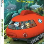 Octonauts To the Gup-X DVD #Giveaway