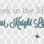Week in the Life {Week 2: 3/19-3/25)