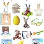 Easter Basket Ideas for Baby, Toddler, and Preschoolers!