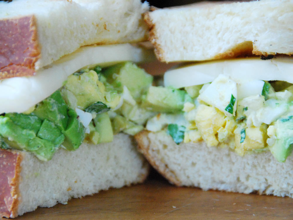 """Avocado"" ""Avocado sandwich"" ""Avocado and eggs"""