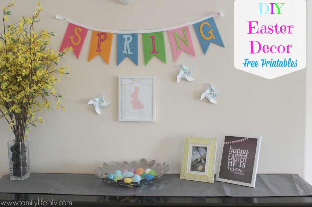 """""""Easter Printable"""" Free Easter Printable"""" """"Easter Decor"""" """"Easter Signs"""" """"Easter Subway Art"""""""