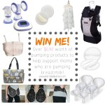 "The ""Everything Pumping"" Giveaway for Breastmilk Pumping Moms"