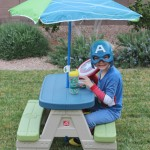 Step2 Sit & Play Picnic Table with Umbrella Review