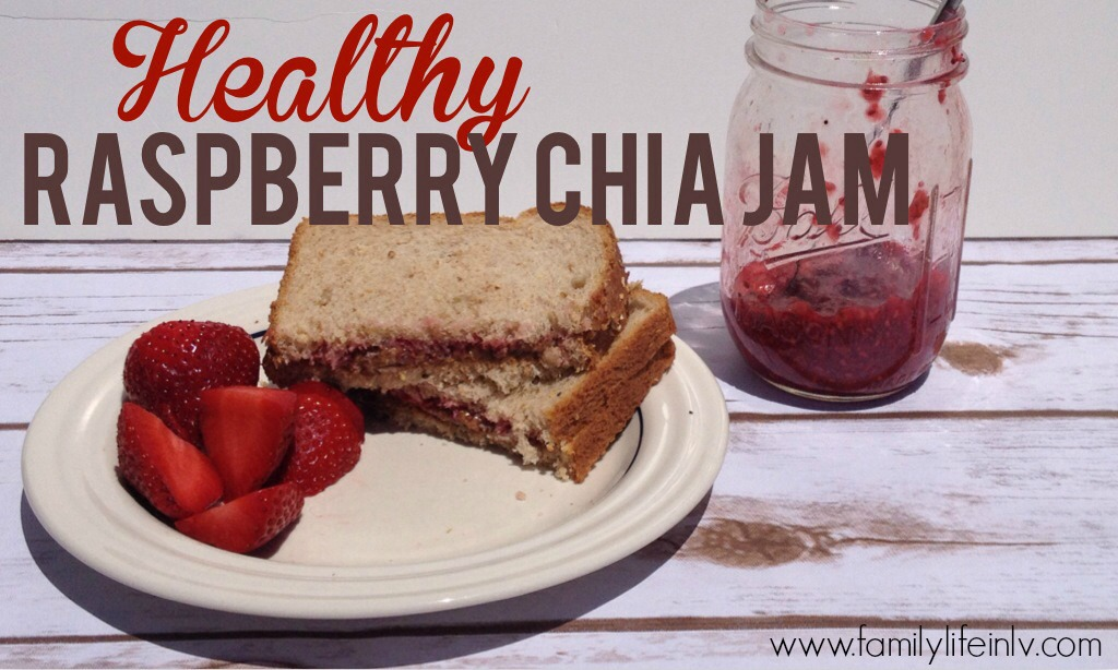 """Chia Jam"" ""Easy Jam Recipe"" ""Fresh Fruit Chia"" ""How to eat chia"""