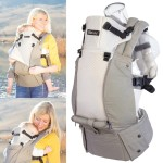 lillebaby All-Seasons Baby Carrier #Giveaway