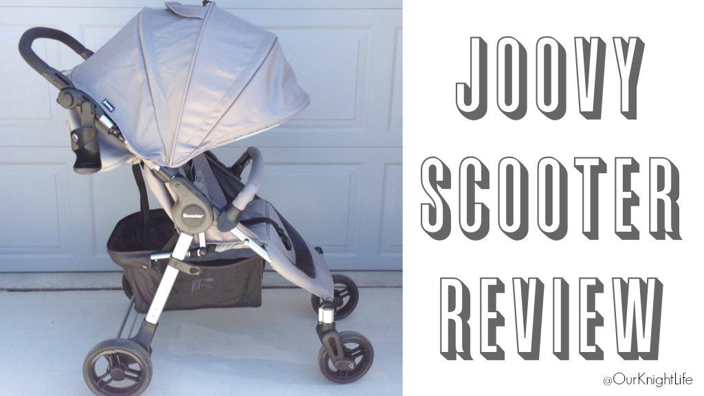 """Joovy"" ""Joovy Scooter"" ""Joovy Scooter Review"" ""Stroller Review"" ""Compact Stroller"""