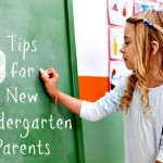 10 Tips for New Kindergarten Parents