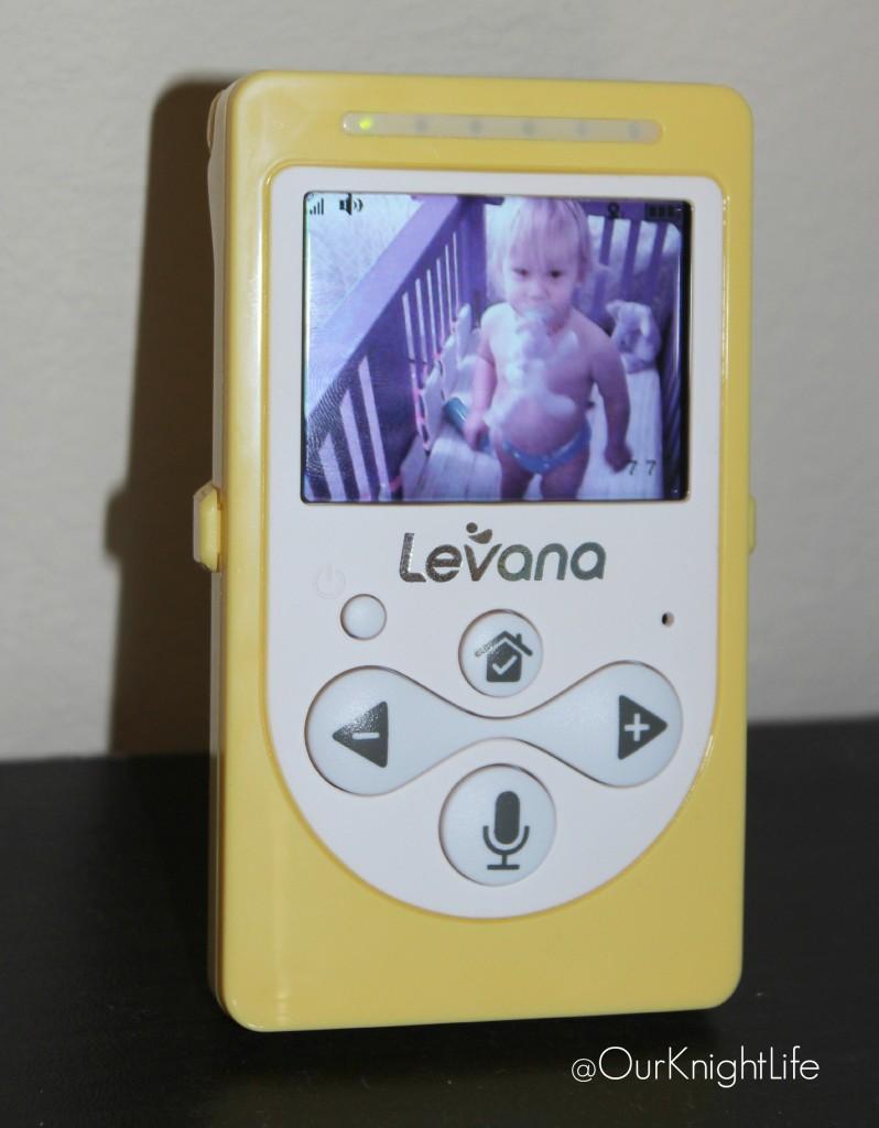"""Levana Sophia Video Baby Monitor"" ""Do More Knowing Your Child is Safe"" ""Video Monitor"" ""Levana"" ""Levana Video Monitor"" ""Baby Video monitor"""