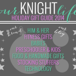 Holiday Gift Guide 2014 Guidelines