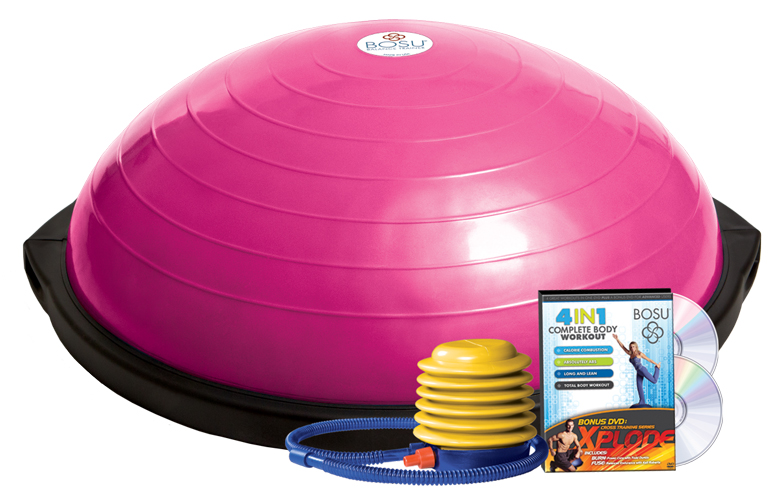 """""""home fitness"""" """"Fitness gifts"""" """"Holiday Gift Guide"""" """"Bosu"""" """"Stability Training"""""""
