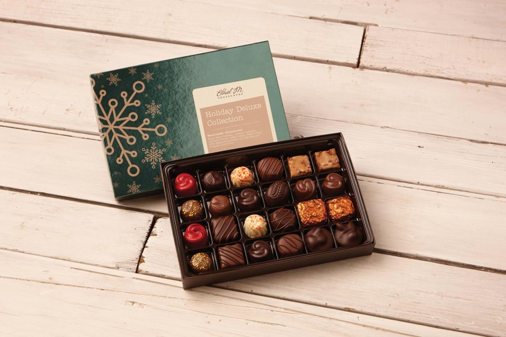 """Ethel M Chocolate"" ""Holiday Gift Chocolates"" ""Ethel M"" ""Holiday Gift Guide"""