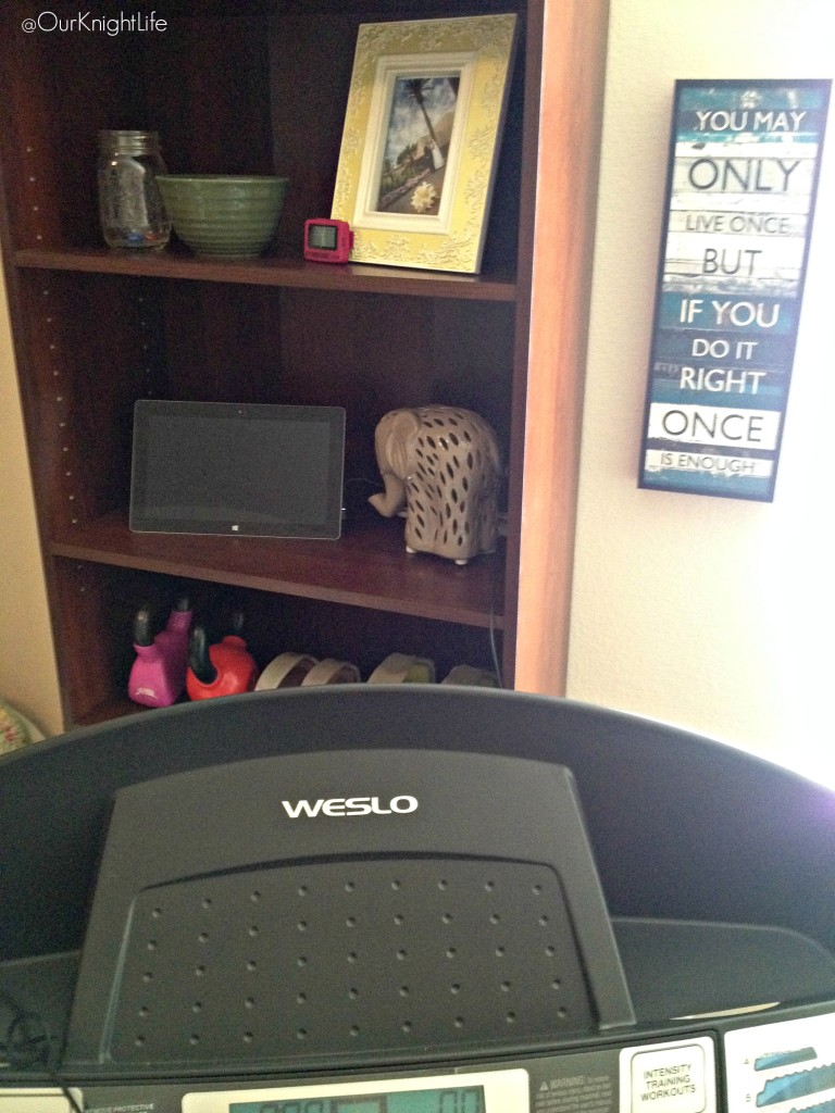 """""""How to Create a Home Gym"""" """"Home Gym"""" """"Workout at home"""" """"Sauder Furniture"""""""