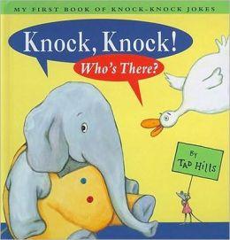 """Knock Knock Jokes"" ""Holiday Gift Guide"" ""First Knock Knock Joke Book"""